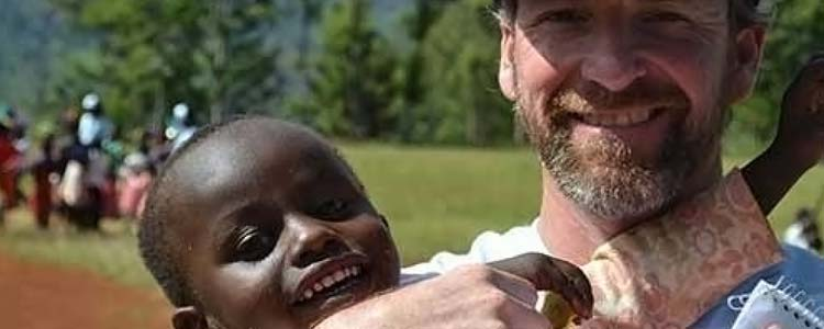 """Featured image for """"Fathom Agent Helps Begin Kenyan Orphan's Home"""""""