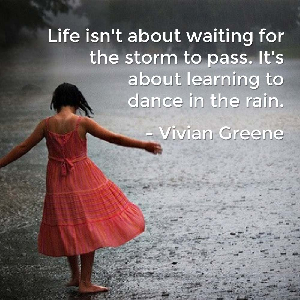 """Featured image for """"Dance In The Rain"""""""