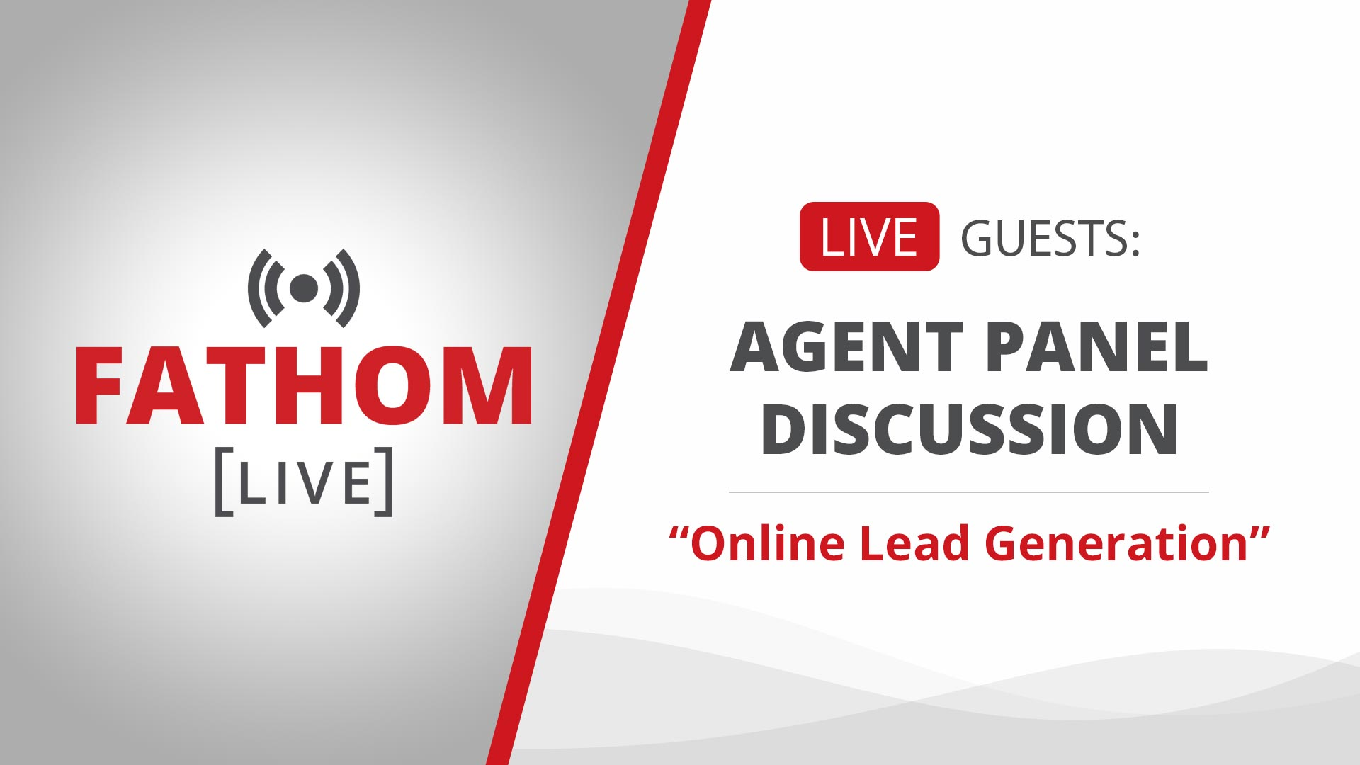 """Featured image for """"Fathom Live – August 19, 2020 