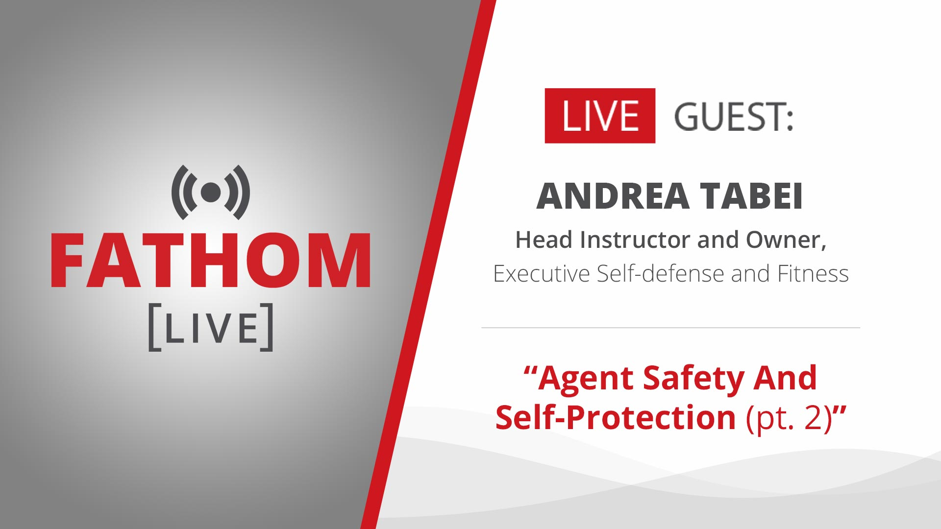"""Featured image for """"Fathom Live – September 16, 2020 