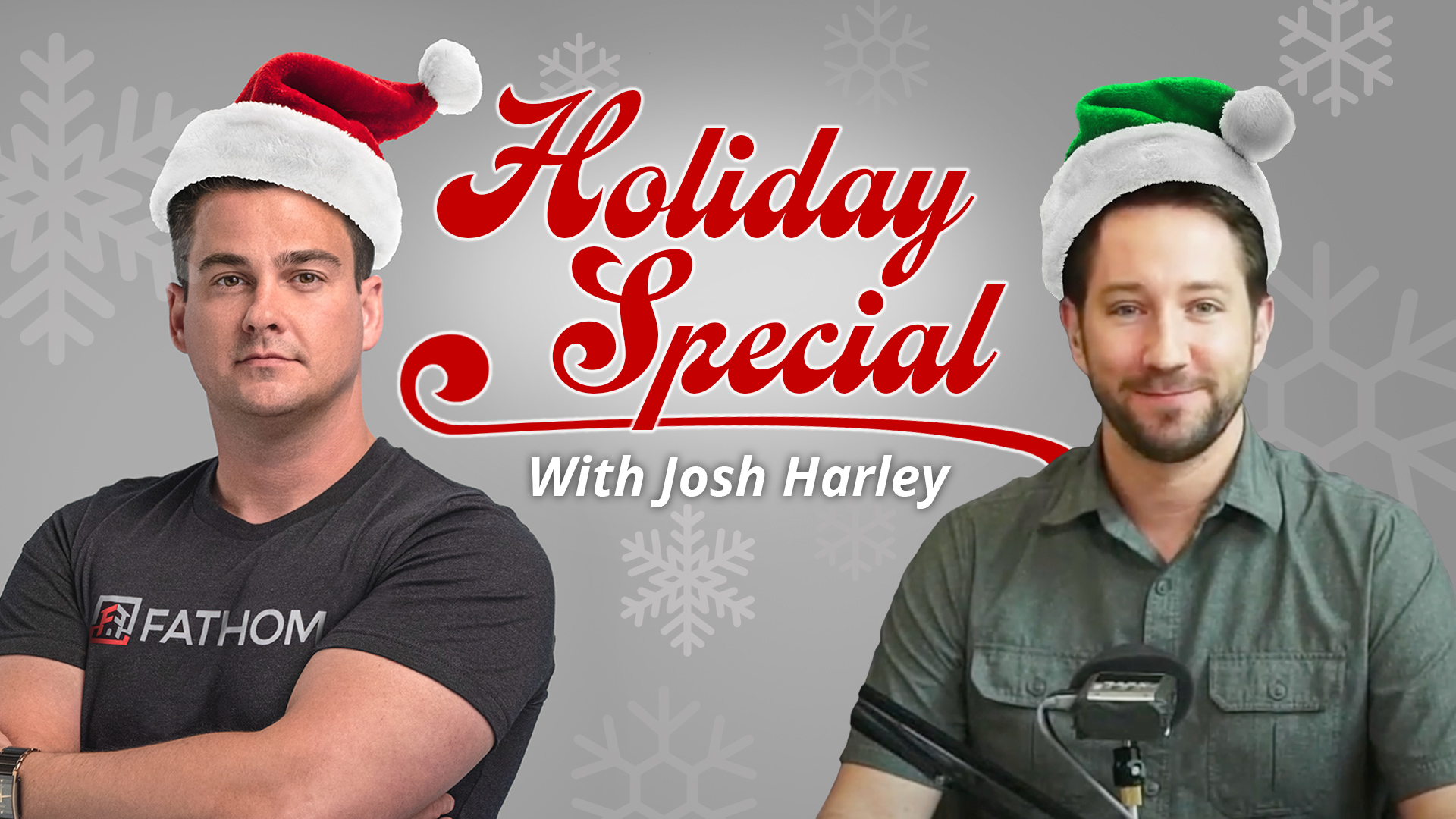 """Featured image for """"Holiday Special with Josh Harley 