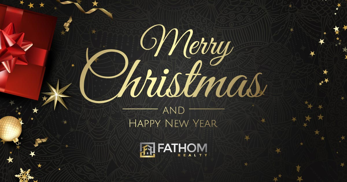 """Featured image for """"Merry Christmas and Happy New Year From Fathom CEO Josh Harley"""""""