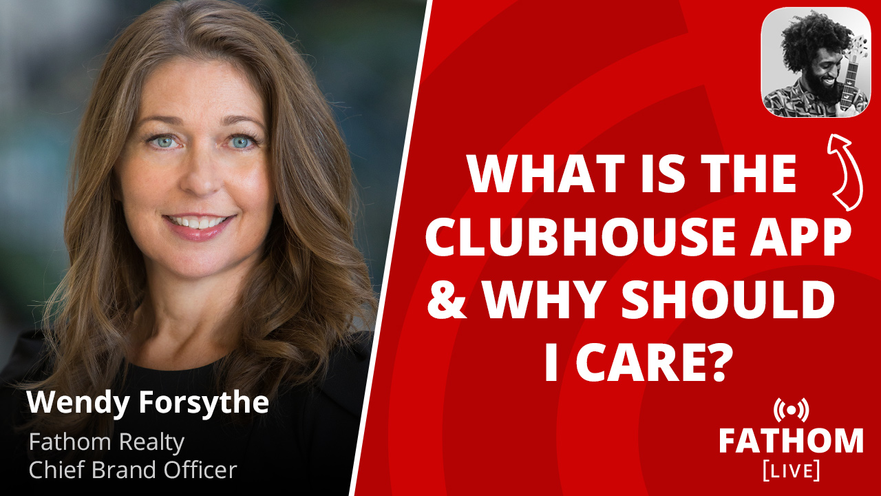 """Featured image for """"What's Clubhouse and Why Should I Care?"""""""