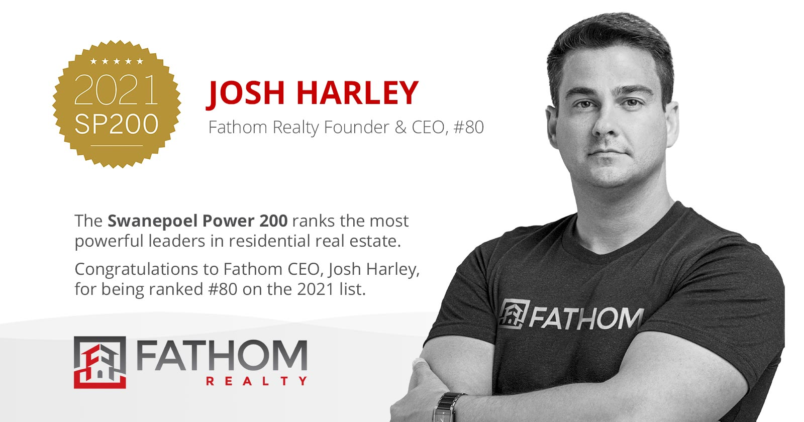 """Featured image for """"Fathom CEO Ranked Among Top Executives for 2021"""""""